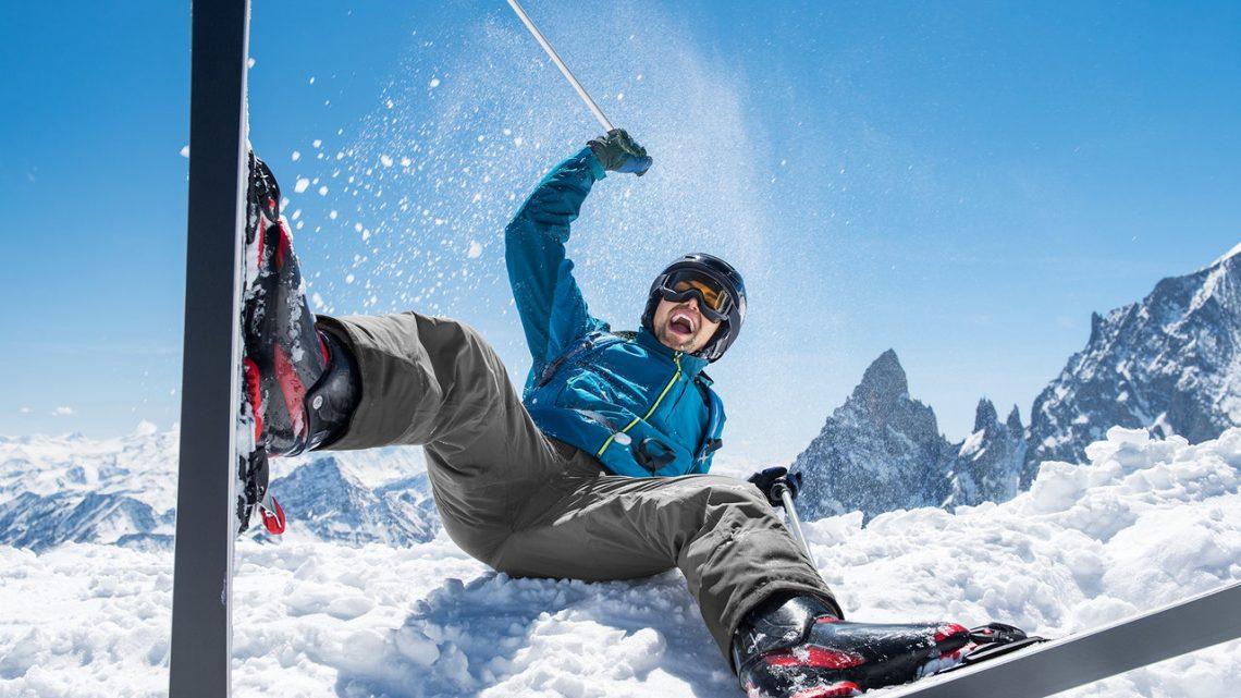 8 consejos para evitar lesiones de esquí