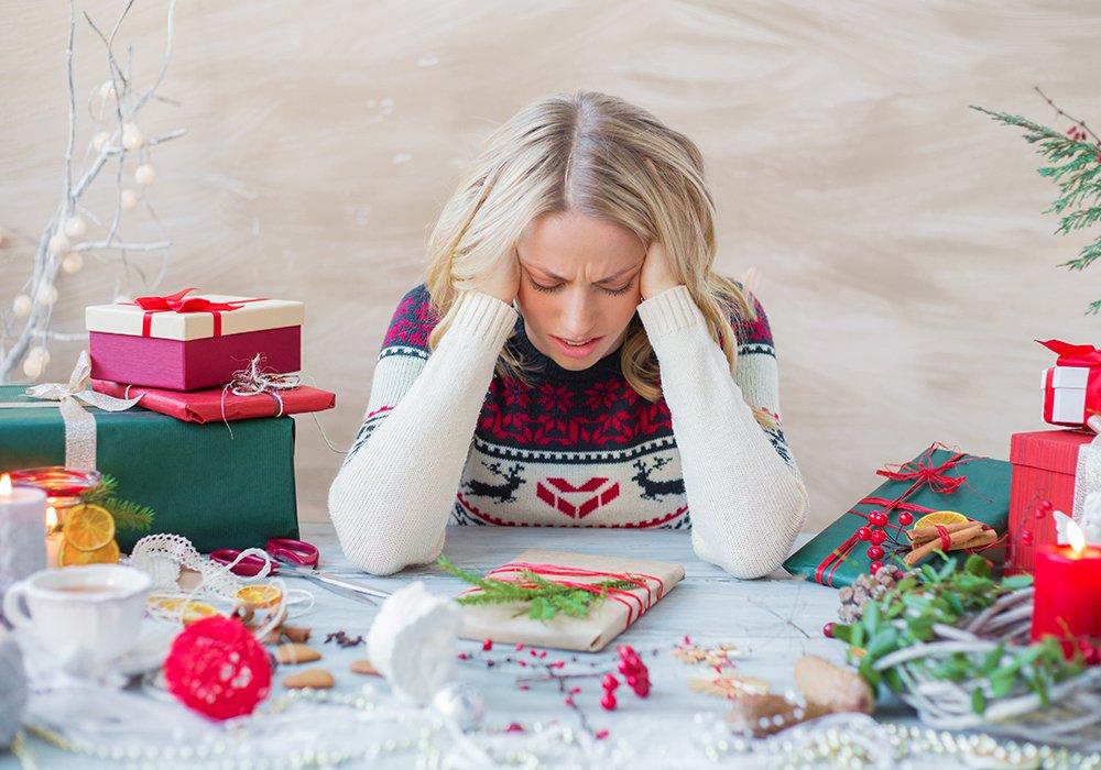 Cómo afecta el estrés navideño a tu salud