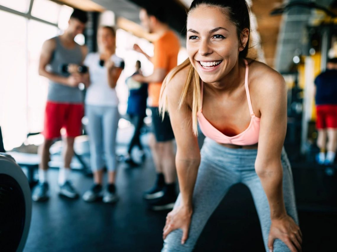 Cinco consejos para estar en forma