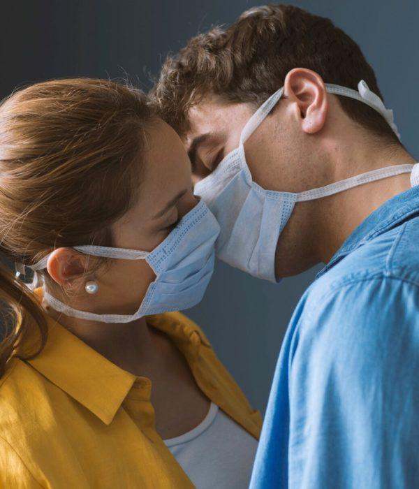 Pandemia y sexo lo hacemos menos y peor